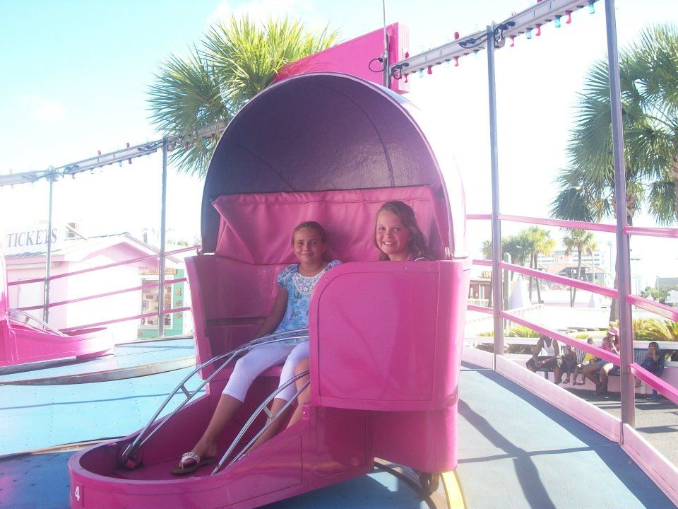 Me and Caitlyn on a Ride