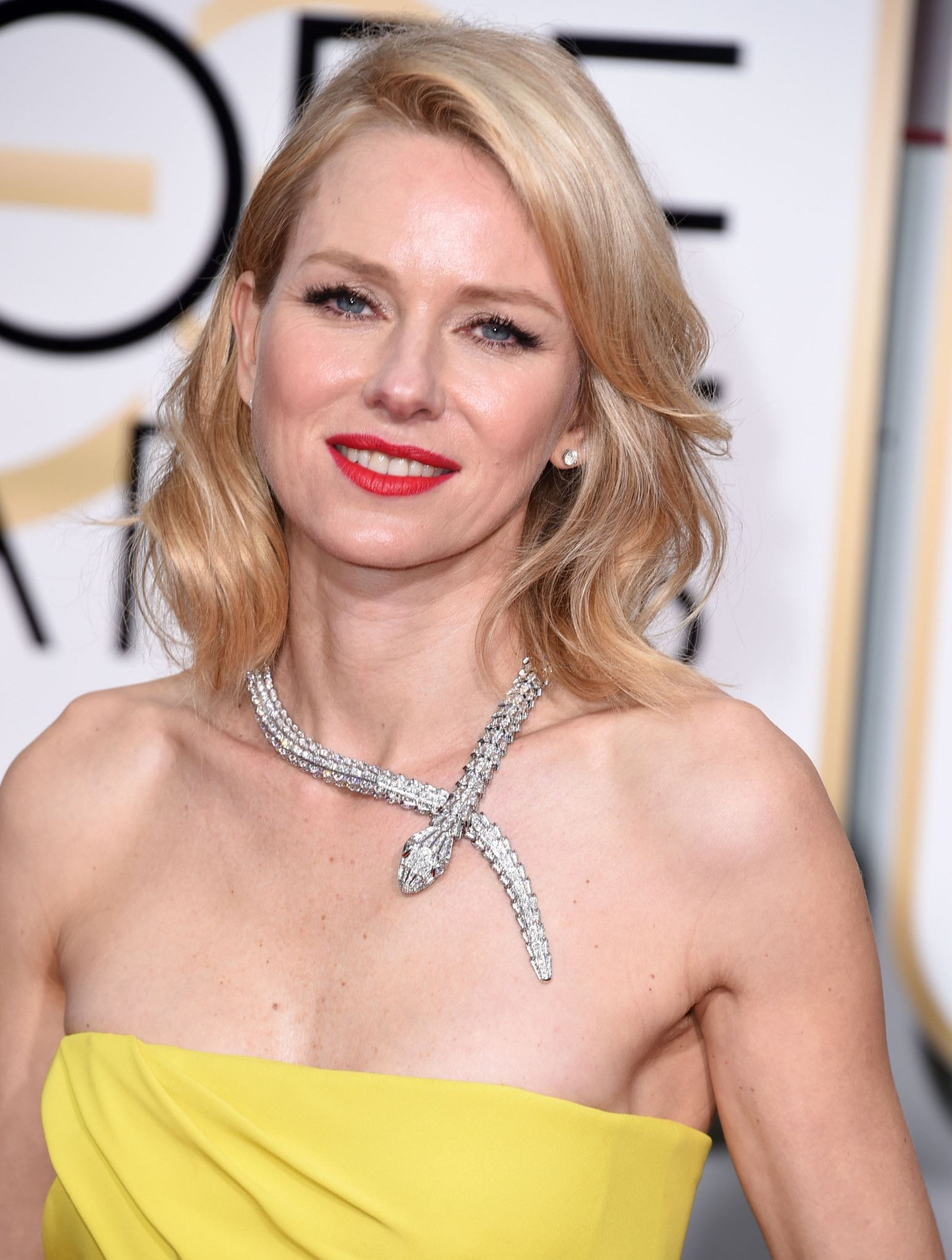 Putting the Gold in Golden Globes - -Wmag