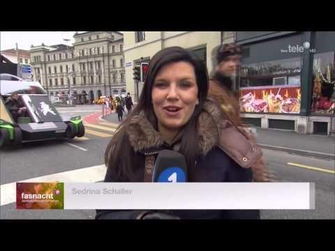 Luzerner Fasnacht 2016 - Plakettenverkauf - Wagenbauen - Safran Zunft