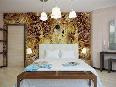 Inspirations de Papier peint pour la chambre à coucher - papier peint pour chambre a coucher