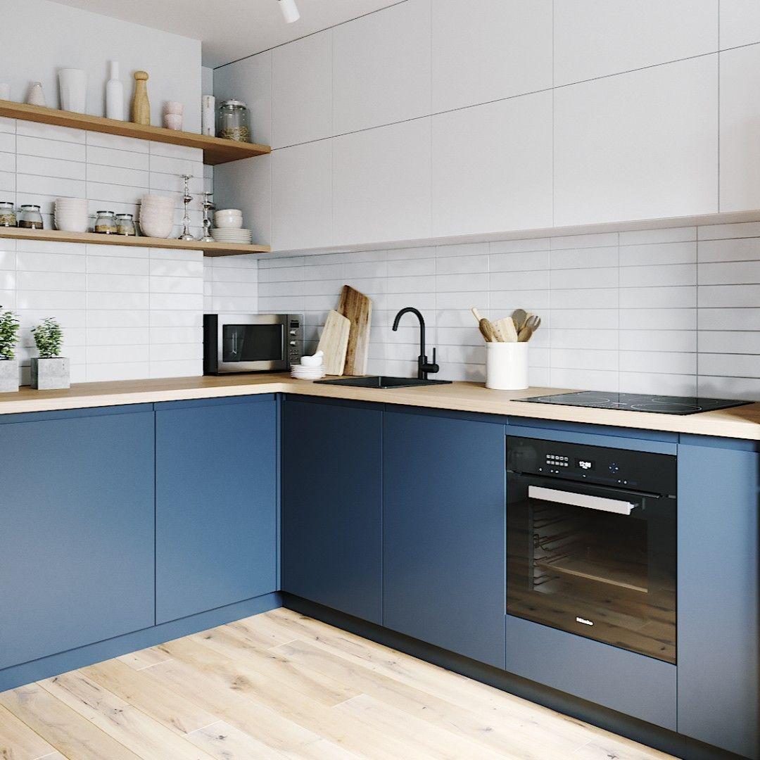 Trouver L Equilibre En Creant Un Espace Sobre Mais Different Ce N Est Pas Simple Alors Pour Vous Aider Voici Quelq In 2020 Cuisine Ikea Kitchen Kitchen Cabinets