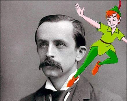 James Matthew Barrie, o criador de Peter Pan, nasceu na Escócia e teve uma vida cheia de tragédias. Escreveu muitas obras teatrais e romances.