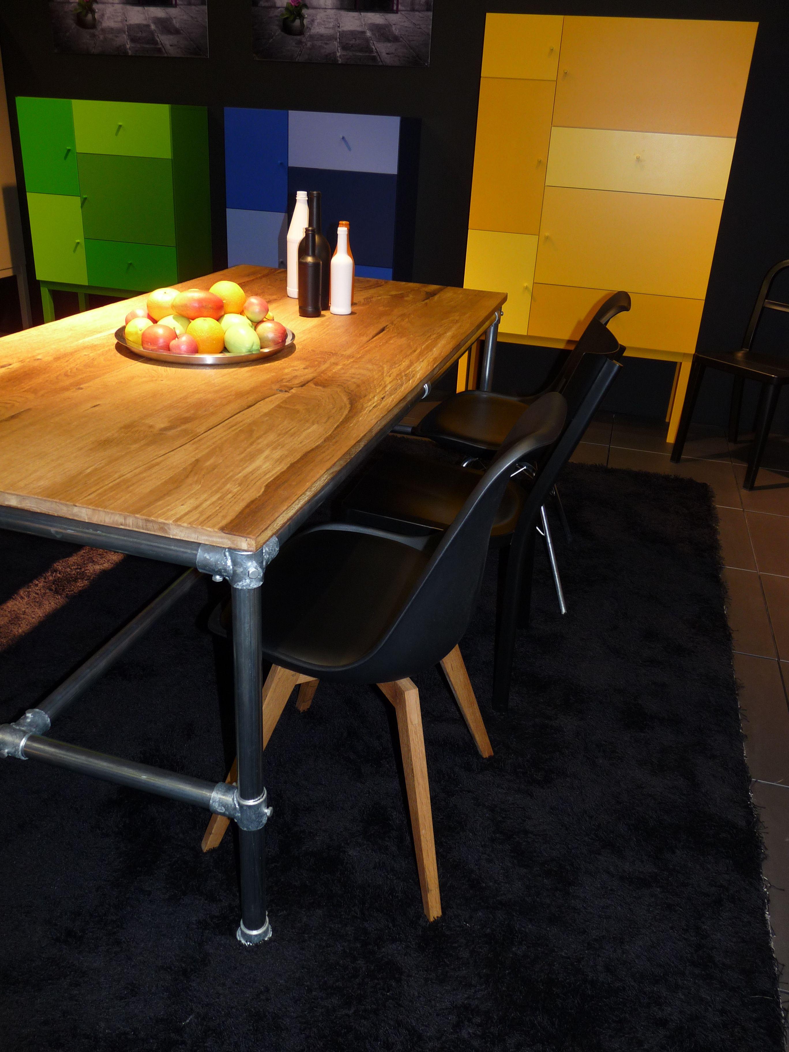 esstisch & stuhl | sit | imm cologne 2013 | esszimmer // dining, Esszimmer dekoo