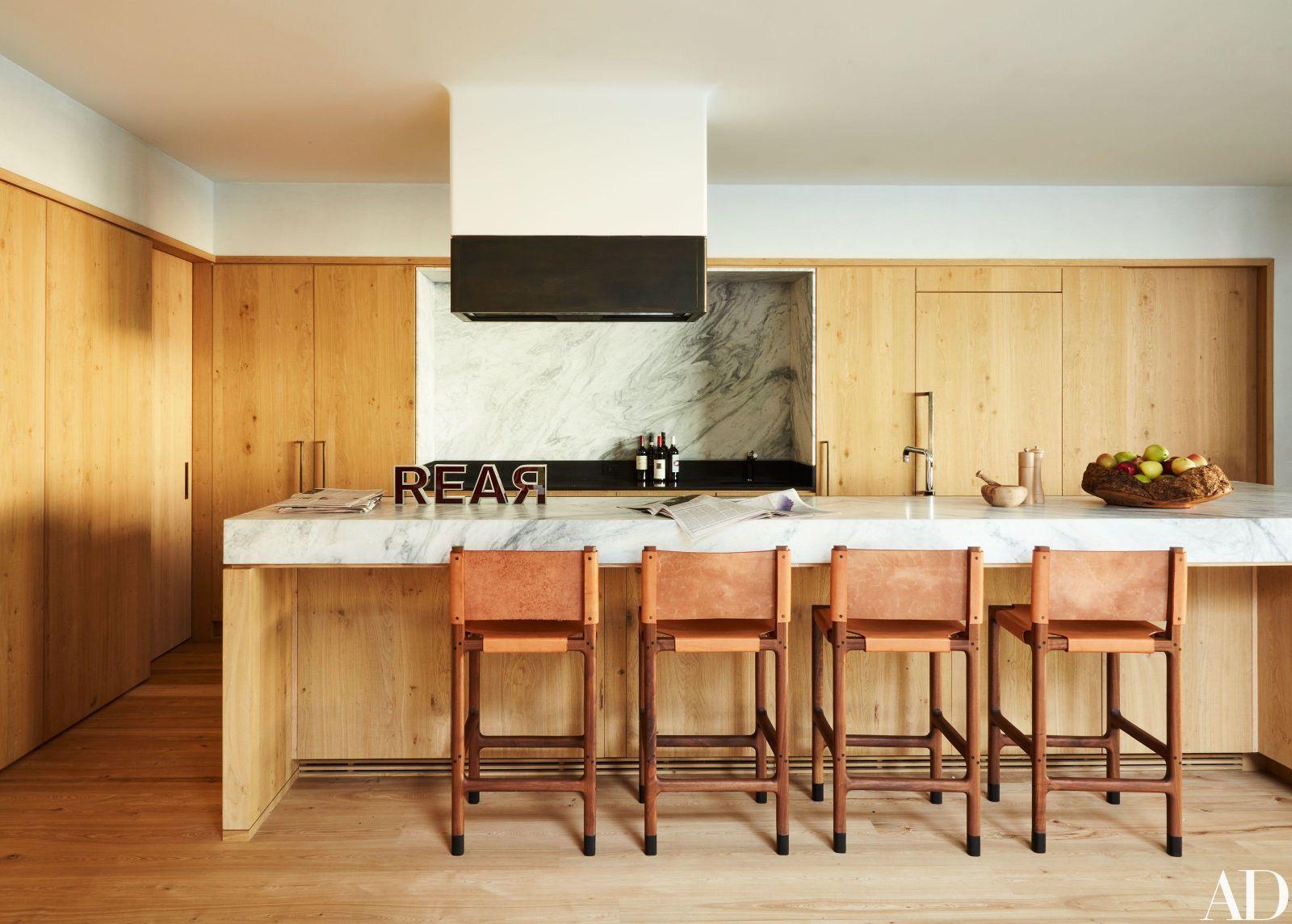 Image Result For Douglas Fir Cabinets Architectural Digest Kitchen Contemporary Kitchen Modern Kitchen Design