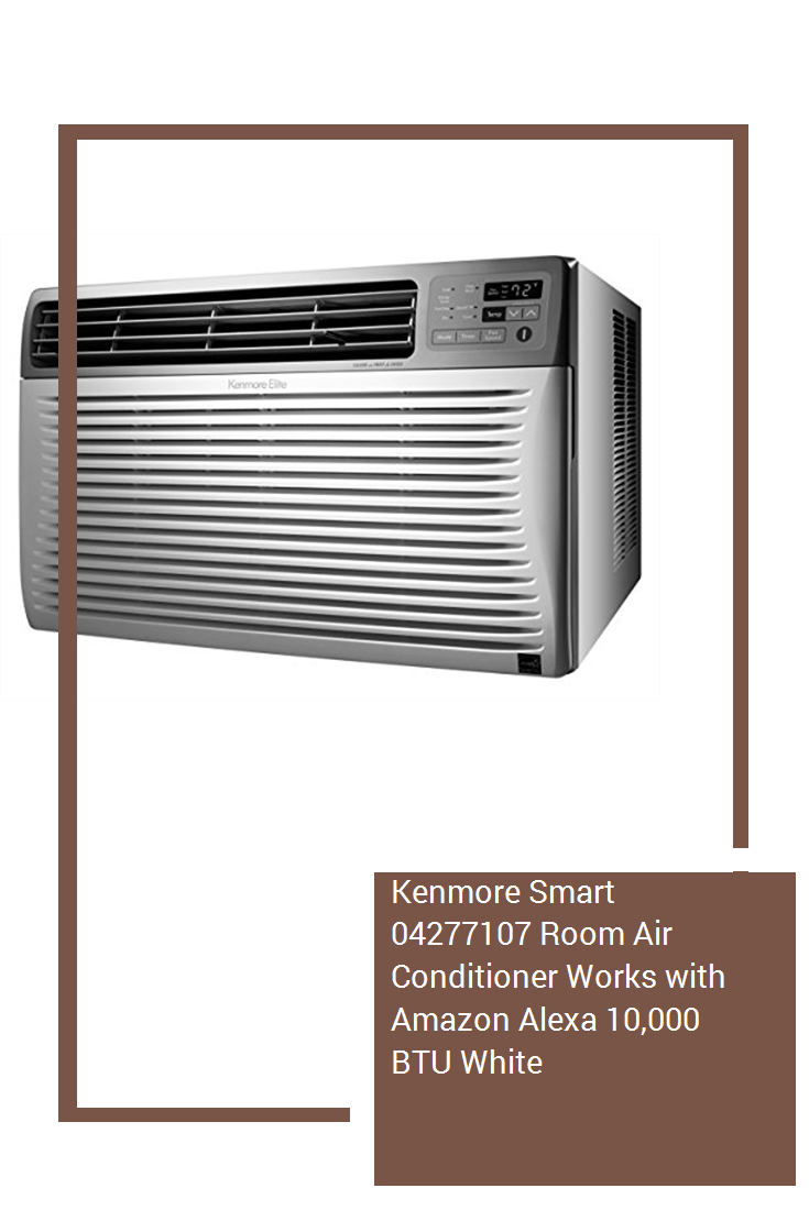 Kenmore Smart 04277107 Room Air Conditioner Works with