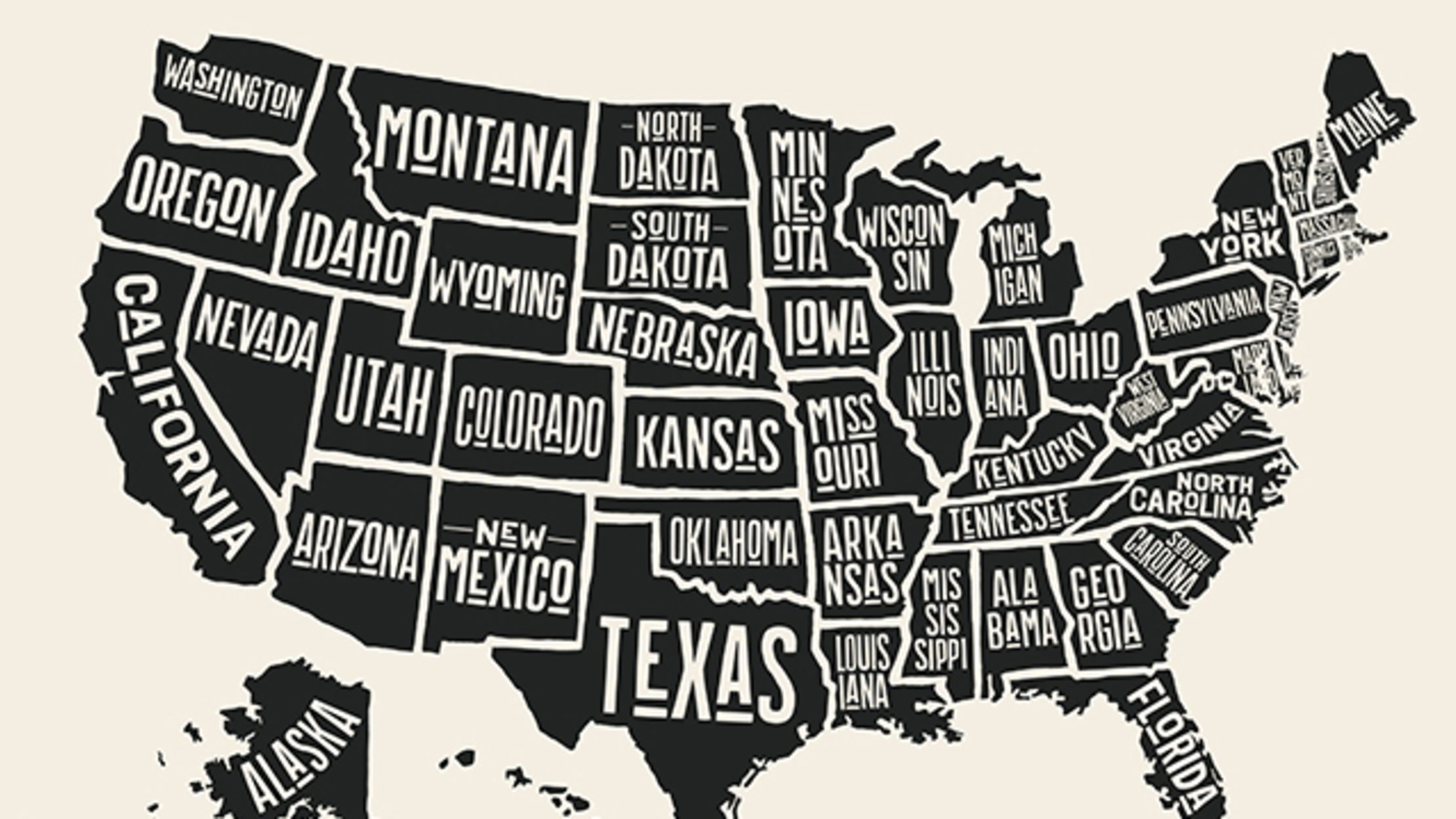 The Most Impressive Thing About All 50 States
