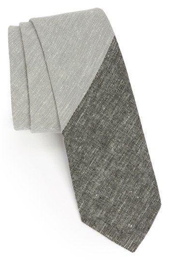 292687f893f4 Topman Chambray Woven Tie | Nordstrom | stuff I like | Mens fashion,  Fashion, Fashion dresses