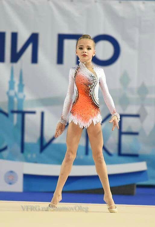 Rhythmic gymnastics leotard  38627f40e2a