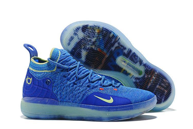 28e509a39047a1 Wholesale Nike KD 11 Paranoid AO2604-900 Multi-Color Blue Yellow -  www.hoopfetch.com