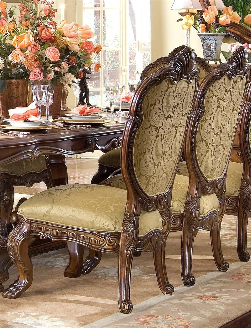 Awesome Brown+and+peach+furniture | : Fantastic Aico Furniture For Dining Room  Decoration