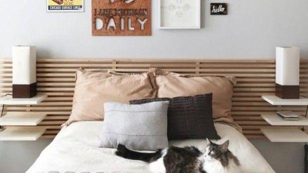 Ikea hack: 3x inspiratie voor het mandal hoofdbord 4 west street