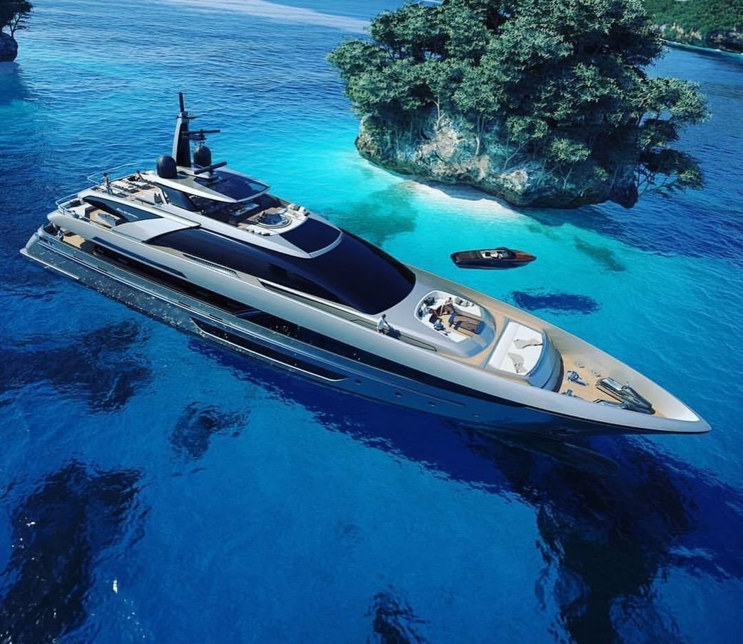 mega yacht 50 riva tag a friend who would like this   themillionairelife photo   mauromicheli1