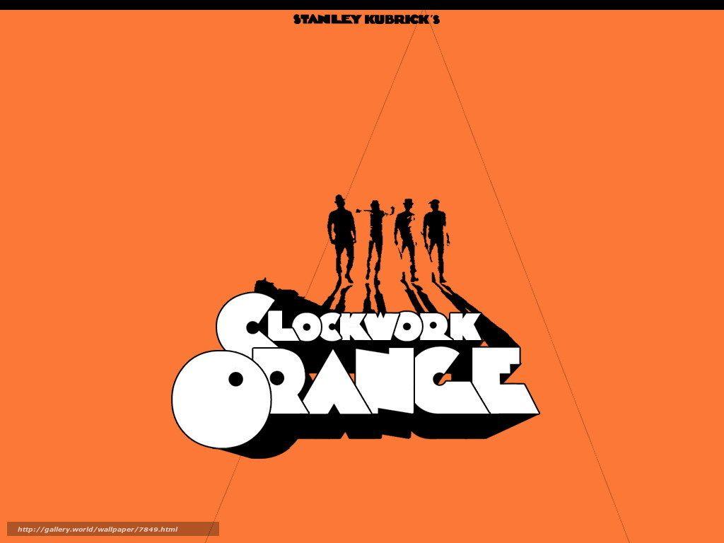 壁紙をダウンロード 時計じかけのオレンジ 時計じかけのオレンジ フィルム ムービー デスクトップの解像度のための無料壁紙 1024x768 絵 7849 時計じかけのオレンジ ムービー オレンジ
