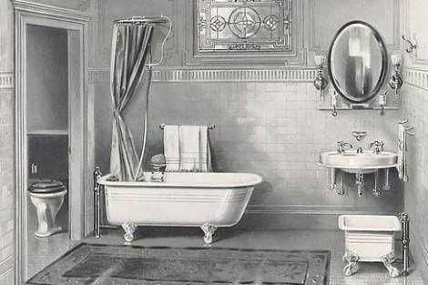 Photo of Once Standard Bathroom Fixtures We've Left Behind | Apartment Therapy #bathroomf…