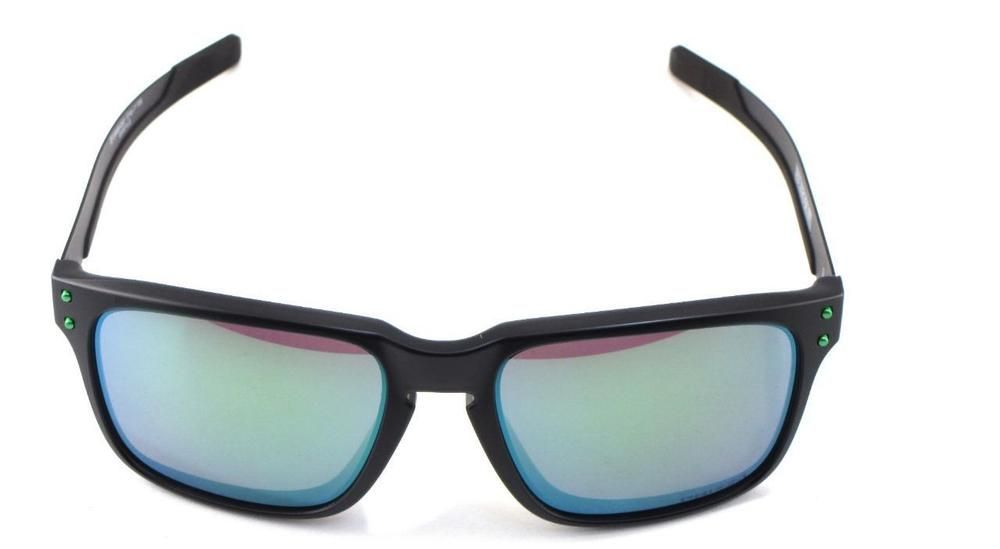 a518a0e92c New Oakley Sunglasses Holbrook Mix Prizm Jade Asian Fit Matte Ink OO9385-0357   fashion