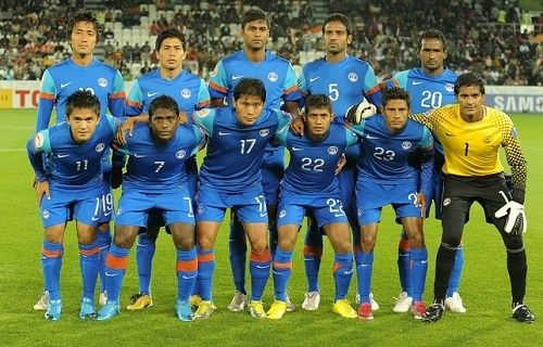 India Moves To Next Round Of 2018 Fifa World Cup Qualifiers World Cup Qualifiers Fifa World Cup World Cup