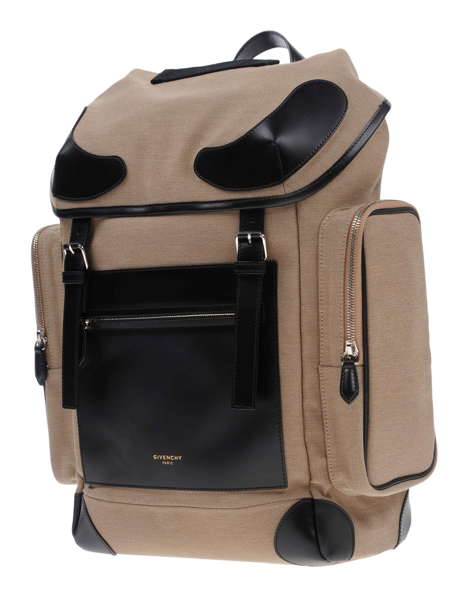 e8f6b297e1 GIVENCHY BACKPACKS   FANNY PACKS.  givenchy  bags  leather  backpacks   cotton
