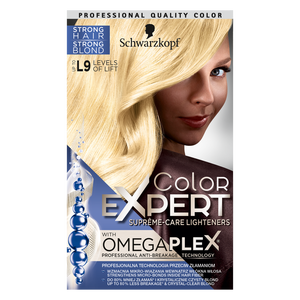 Schwarzkopf Color Expert L9 Lightener Hair Dye | Products ...