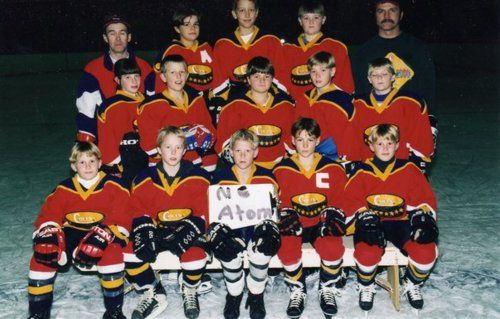 Kris Russell , Ryan Russell (far left and far right of first row)