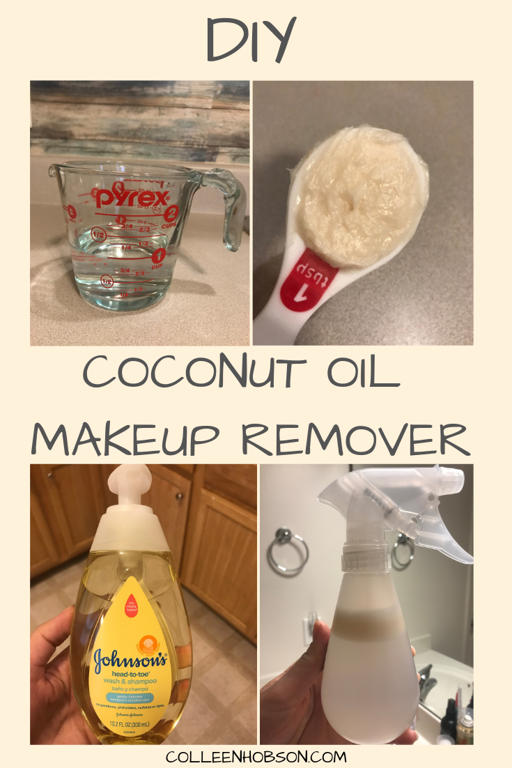 How To Make Coconut Oil Makeup Remover Oil makeup