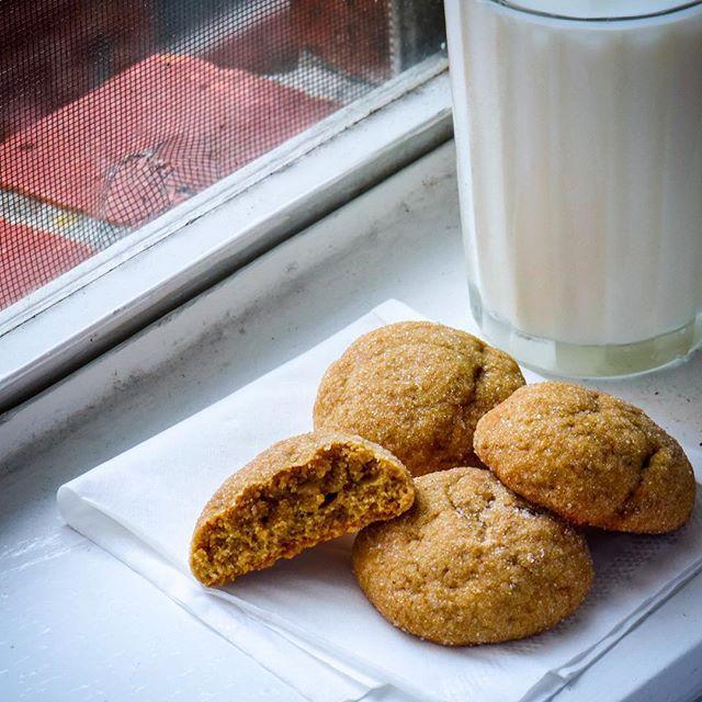 الناس بهالوقت في هيوستن شغالين يخبزون البسكويت و الكوكيز مع البهارات بطريقة خيالية تروح المخابز تشوف صياني كوكيز الزنجبيل و ريحته Fennel Cookies Cookies Food