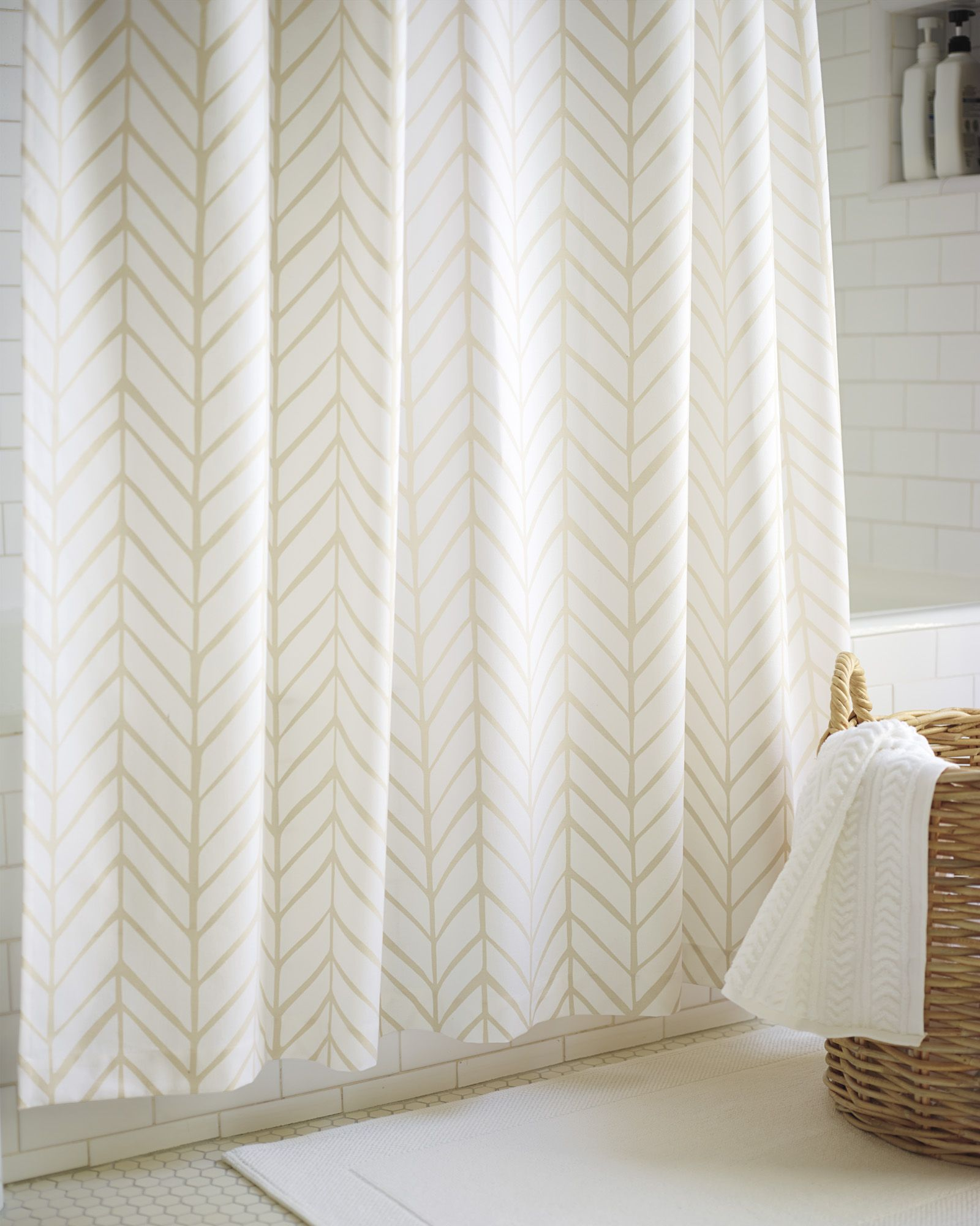 Feather Shower CurtainFeather Curtain