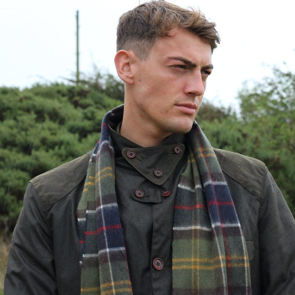 barbour stockists