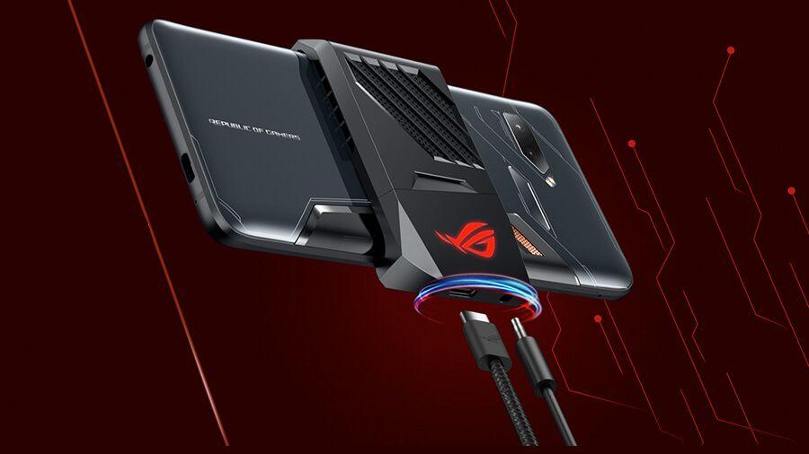 ASUS ROG Phone: Gaming Accessories | Smartphone | Asus rog