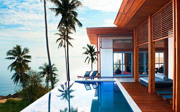Spectacular beachfront villa in Phuket