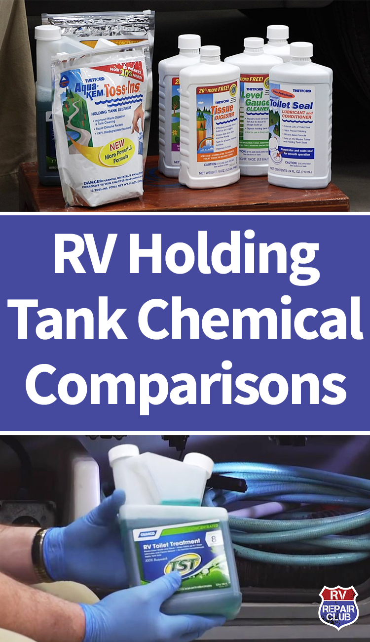 Proper Rv Holding Tank Chemicals To Use Rv Repair Rv Care Rv Water