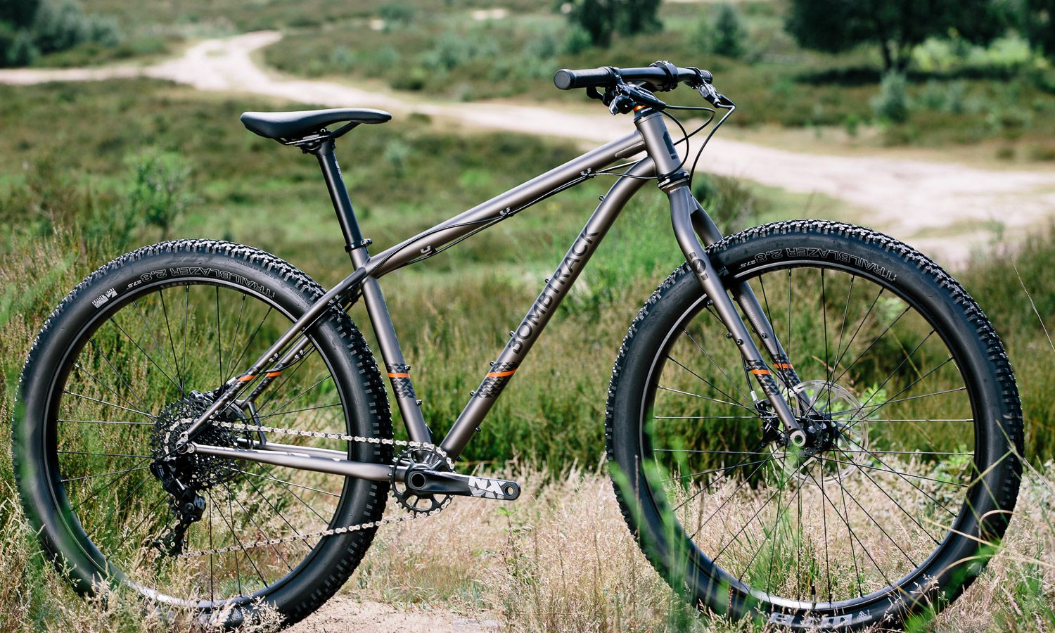 Bombtrack Is Ready For Adventure With Steel Beyond Plus Trail