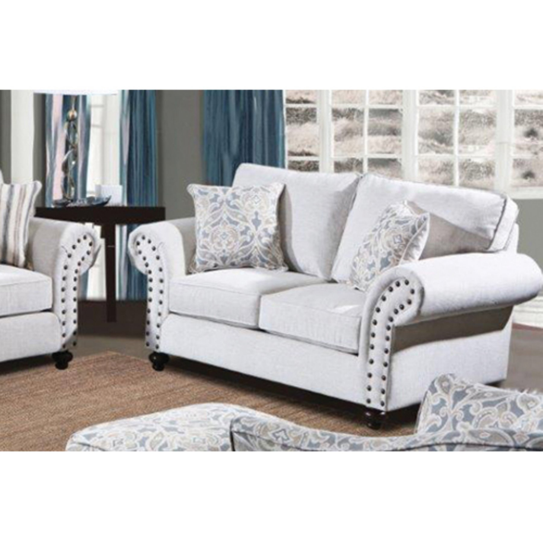 Chelsea Home Furniture Camryn Loveseat  781450 02 L Cs