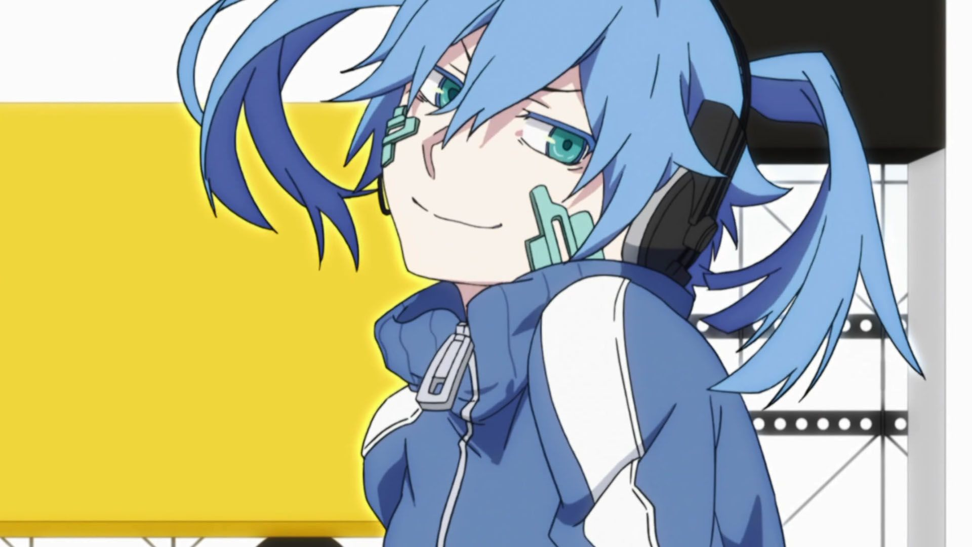 Image result for mekakucity actors ene