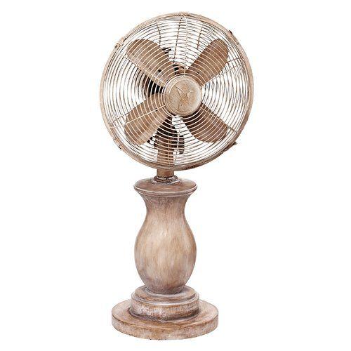 Found It At Wayfair Serene Oscillating Table Fan Table Fan Vintage Farmhouse Style Fan Decoration