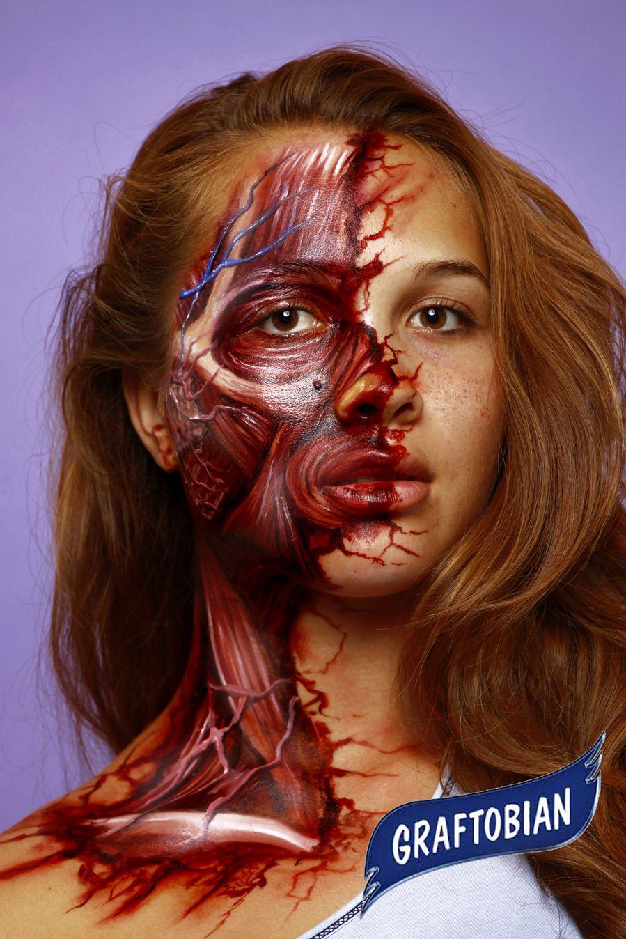 Pin by Philipe Hernandez on Philip'e Makeup Horror