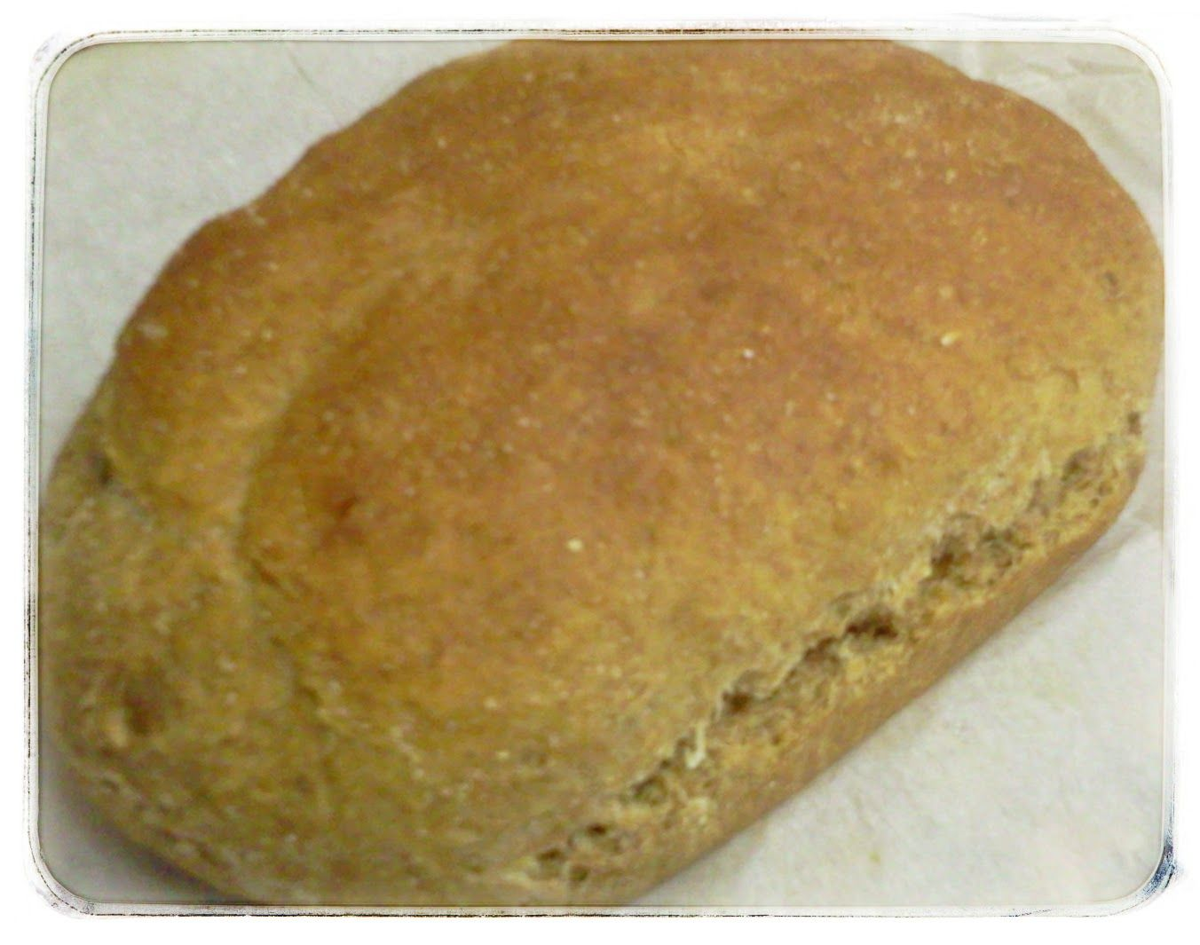 El método Montignac: Pan integral de calabaza y harina de espelta - GP