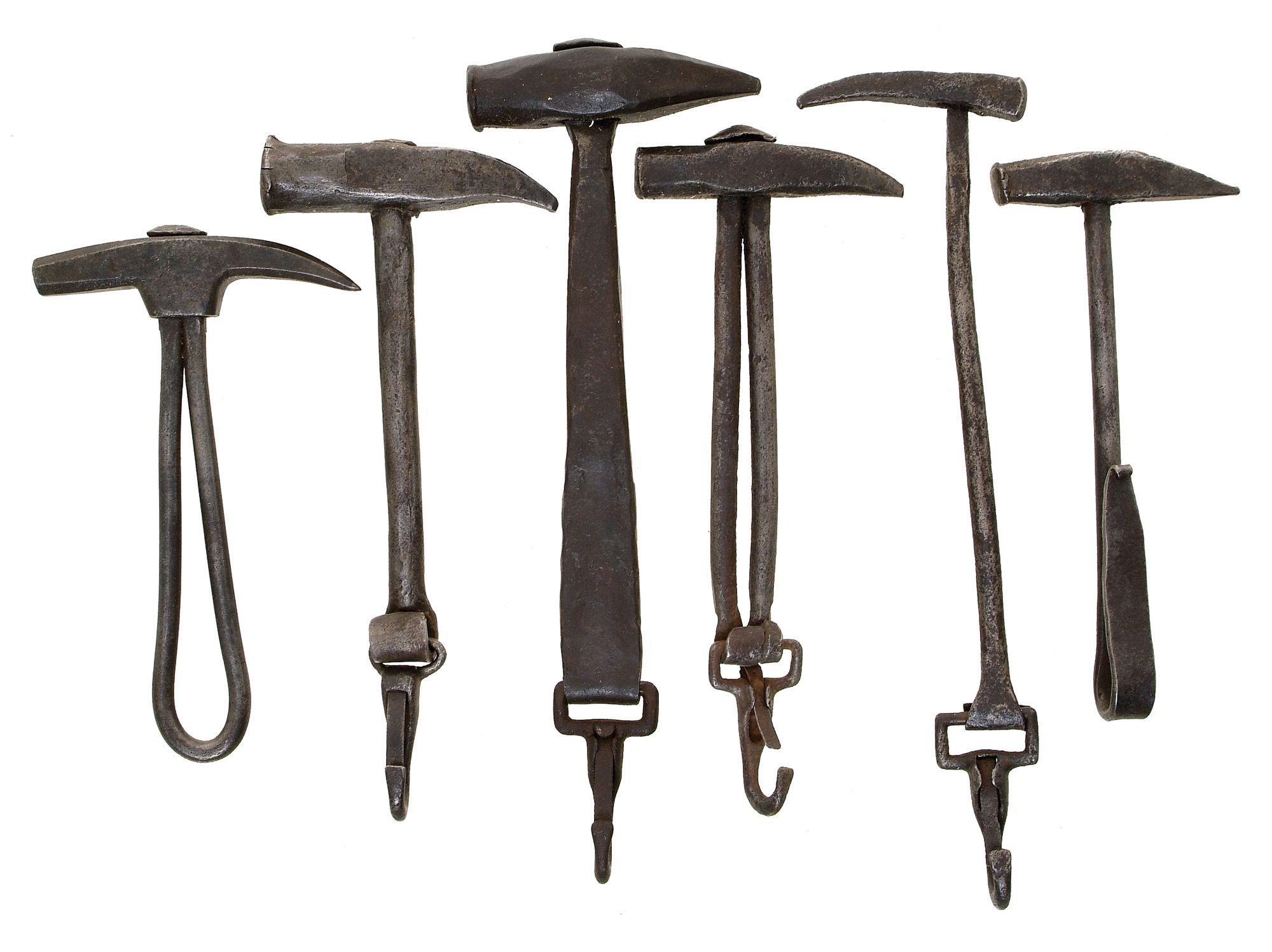 Sleighing hammers