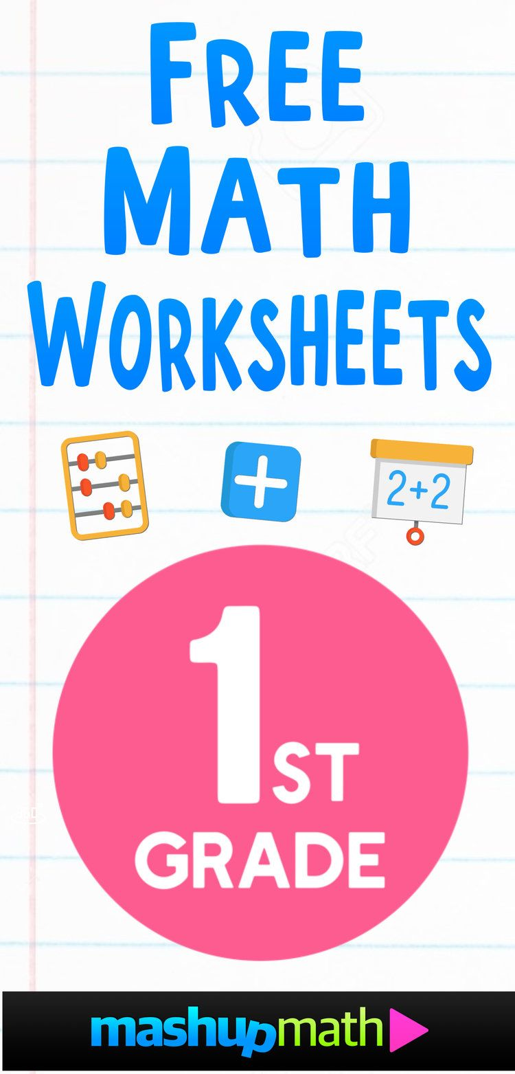 Are you looking for free printable math worksheets for first grade? Check  out this huge co…   1st grade math worksheets [ 1563 x 750 Pixel ]