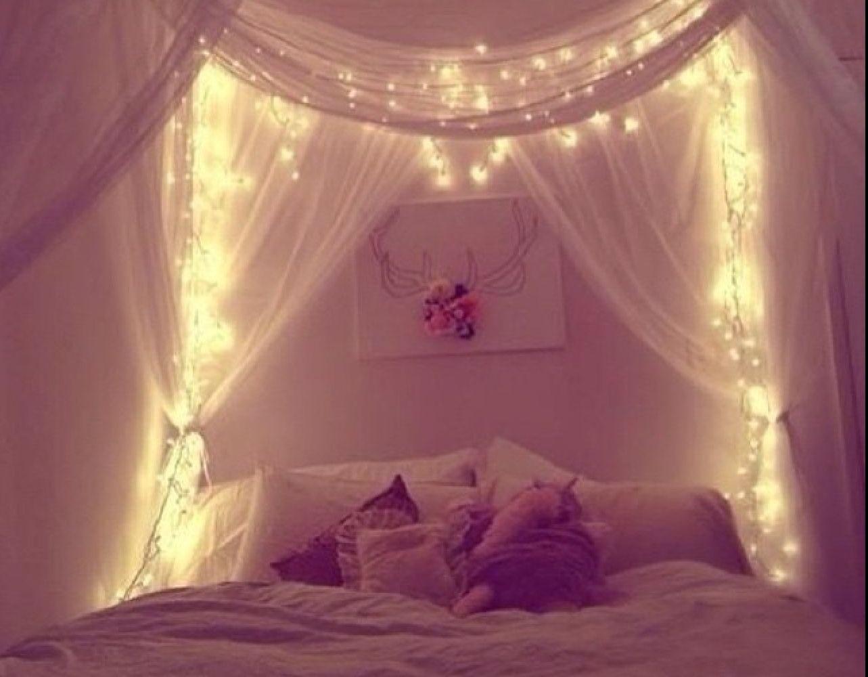 Pin Rose Marian Johnson Bedroom Lightning Headboard Curtains Romantic Dream Rooms