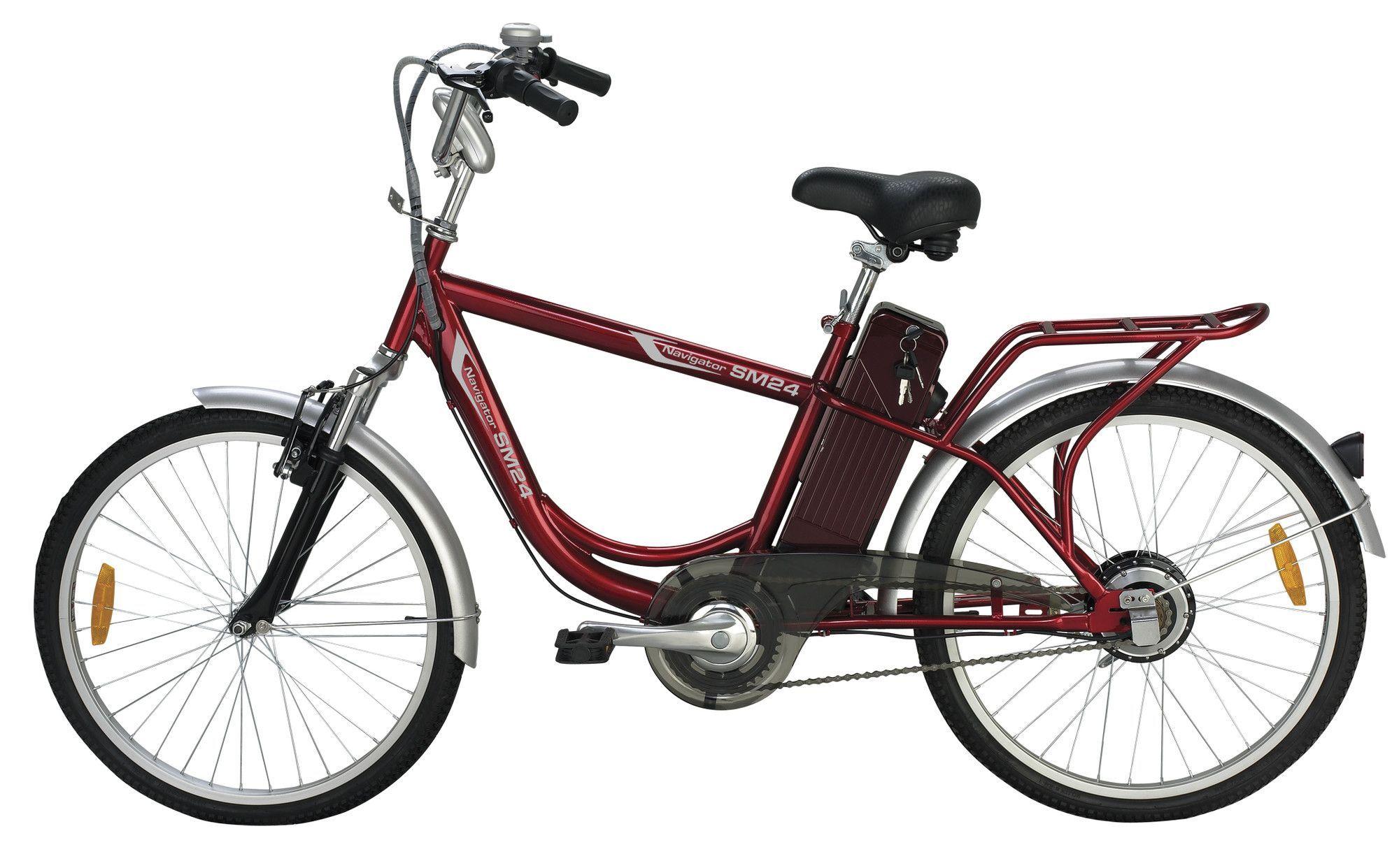 Men's Urban Street Electric Bike