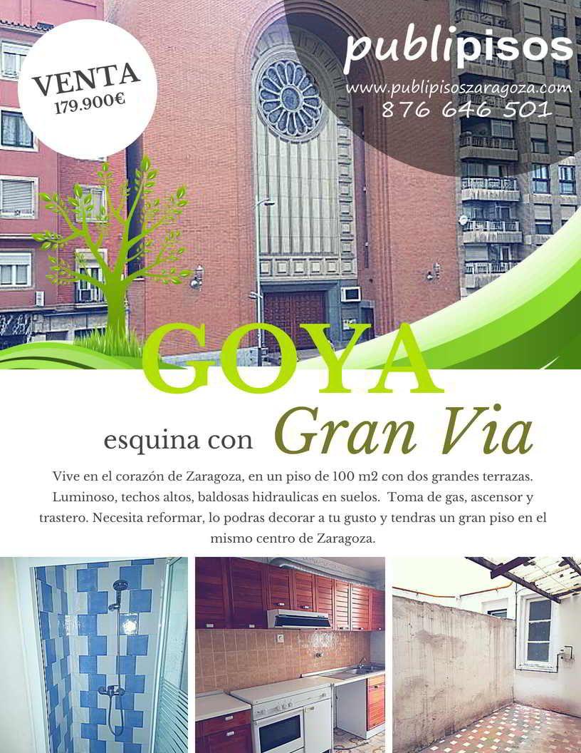 Nuevo Piso En La Cartera Publipisos Avda Goya Con Gran Via