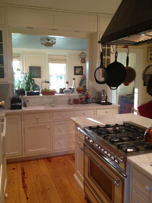 Elizabeth Gilbert's kitchen 3