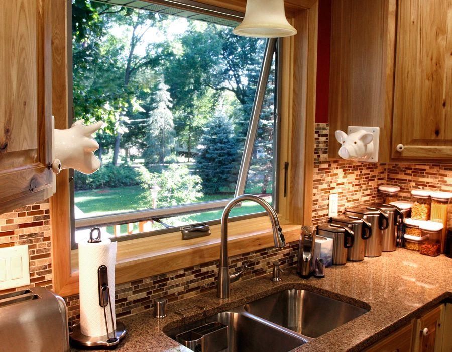 Awning Replacement Windows Waunakee Remodeling Madison Wi Awning Windows Kitchen Windows Awning Windows