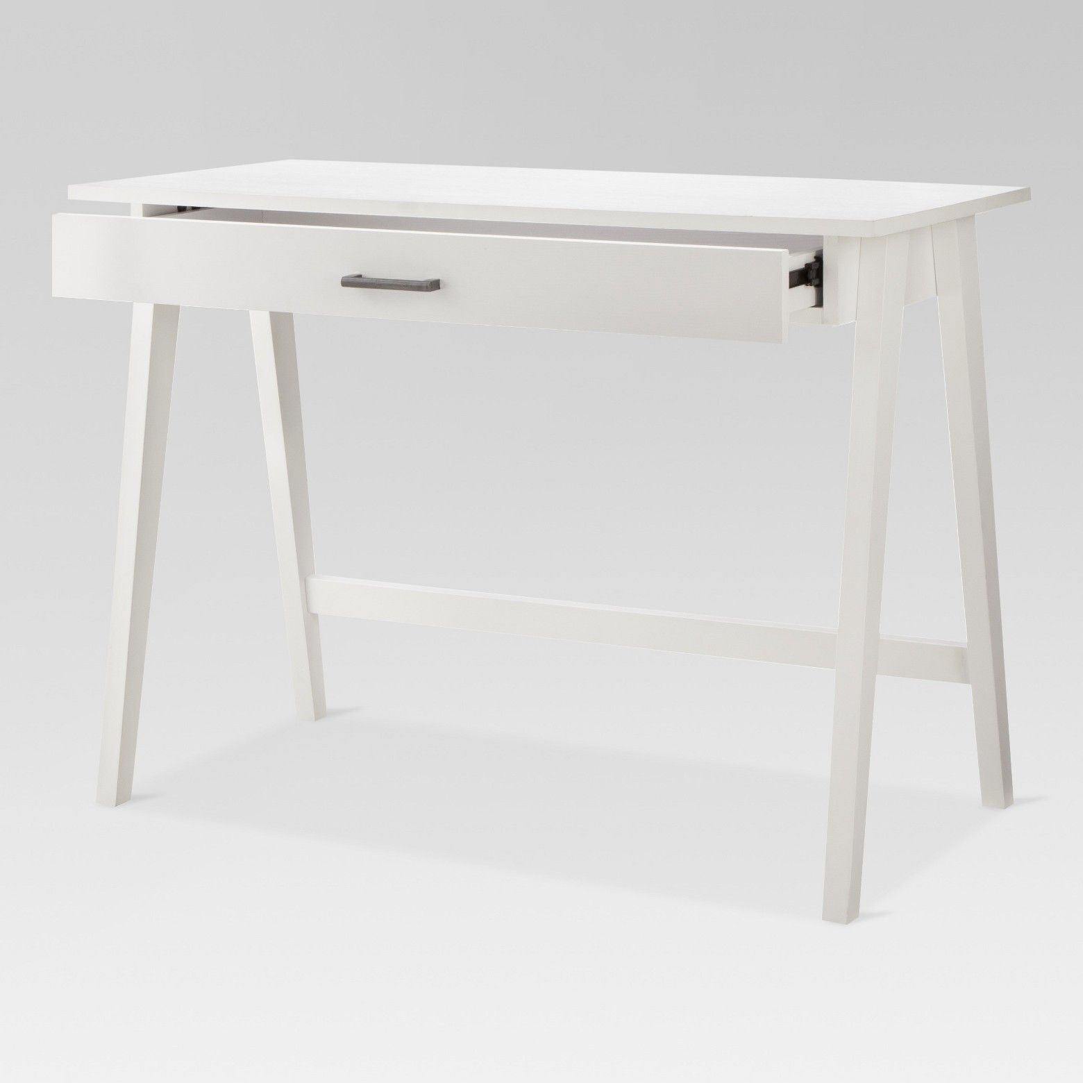 Paulo Basic Desk White Wash Project 62 White Desks Small