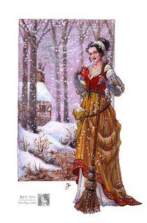 Snow White- artist Jeff Davis (my brother!)