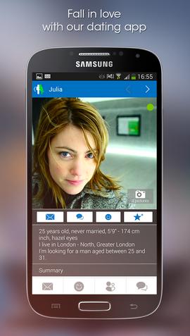 ξυλεία dating app Android