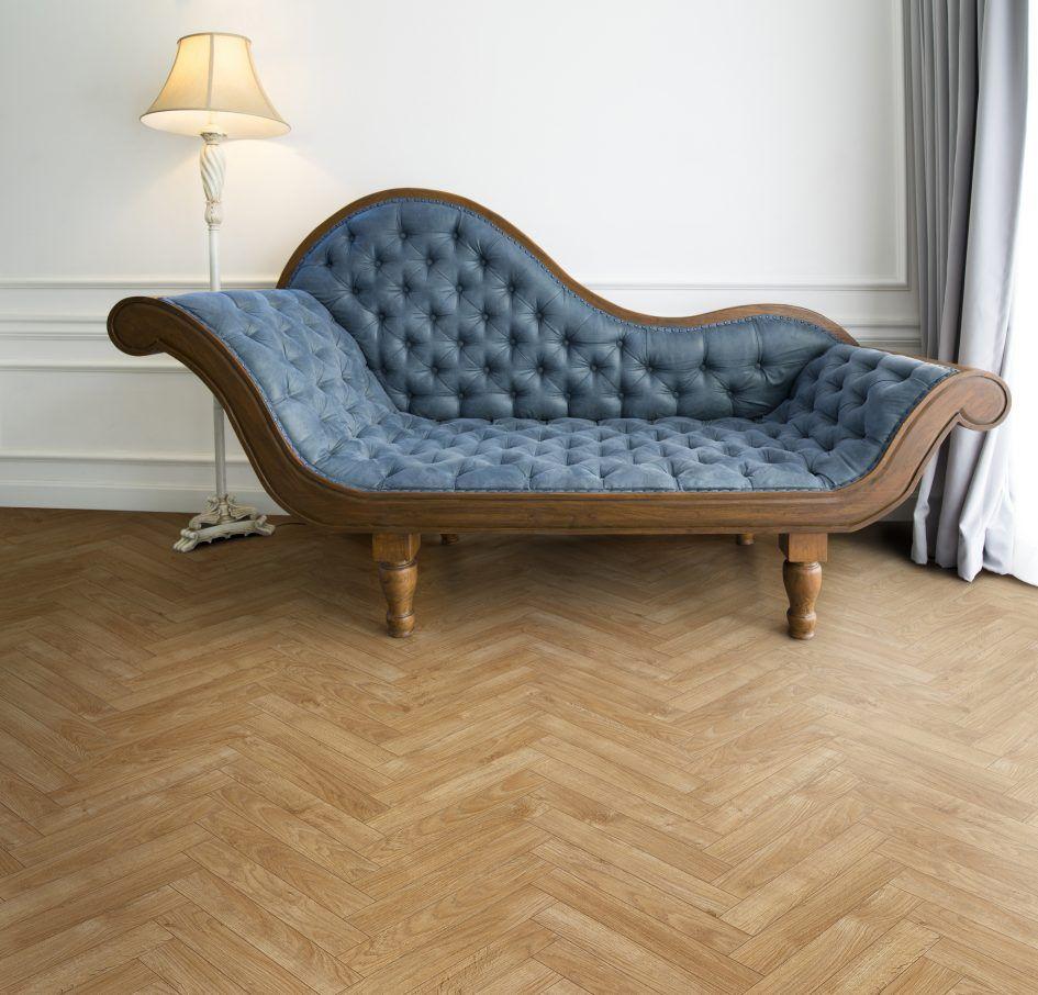 Laminate Flooring, Berry Alloc Chateau Herringbone Venice