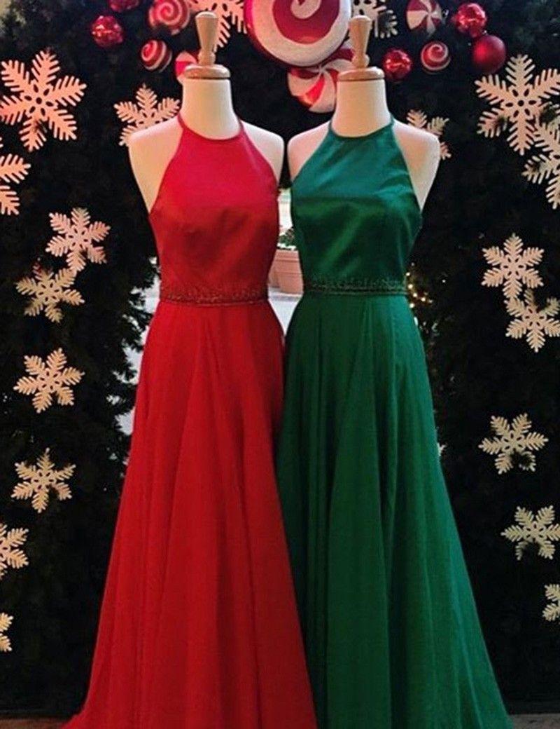 Green prom dresseslong prom dressessimple prom dressfloor length
