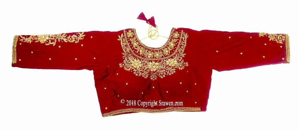 Blouse Designer Readymade Party Wear Night Wedding Saree Blouse Crop Sari Top Choli For Lehenga Ready to wear