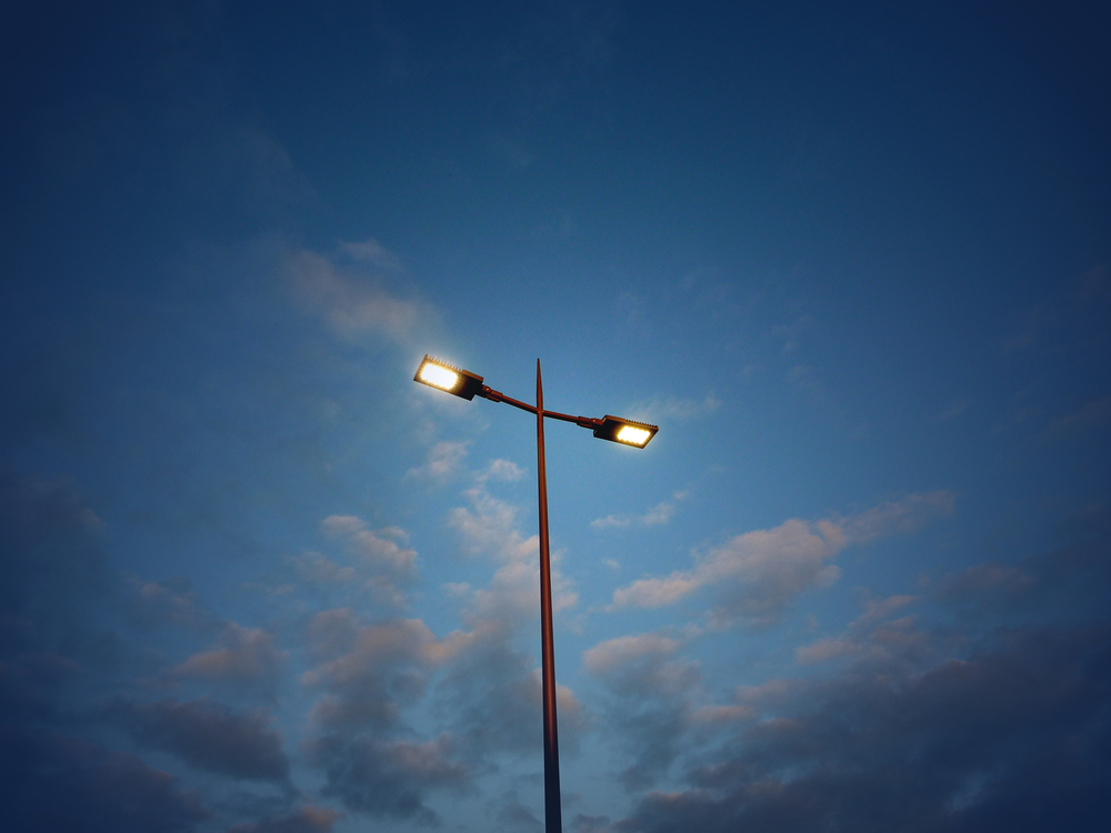 Led Pole Lights Lights Commercial Lighting Outdoor Lighting